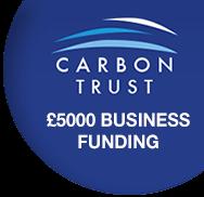 carbon trust funding banner logo