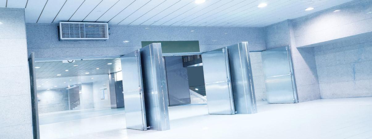 commercial entrance hall LED Lighting