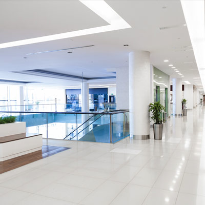 modern offices LED lighting