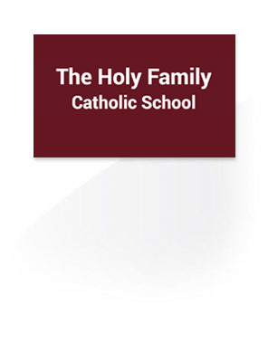 Holy Family Cath School Logo
