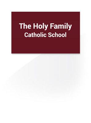 Holy Family Cath School Logo