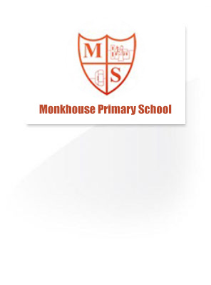 Monkhouse Primary School Logo